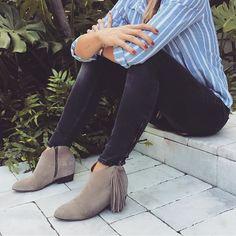 My look today✌🏻️#itshoes #itshoeswithstyle #itinka #suede #handmade #today10€discount #fringefever #insidewedge #cuñainterior