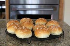 Potato Buns - Photo Credit: Diana Rattray