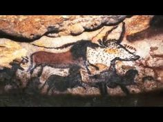 The Cave Art Paintings of the Lascaux Cave (ca. 20,000 b.c.) - YouTube