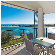 Fantastic view at Labrador home Gold Coast, Dream Homes, Balcony, Labrador, Outdoor, Style, Outdoors, Swag, Dream Houses