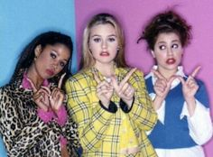 Clueless - Dionne, Cher and Tai