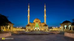Beautiful Mosque - Oman
