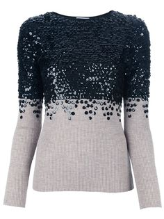 MOSCHINO CHEAP & CHIC - Embellished Jumper