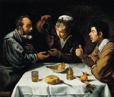 Diego Rodriguez de Silva y Velázquez - The Lunch