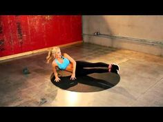 6 Minute Ab Workout - YouTube