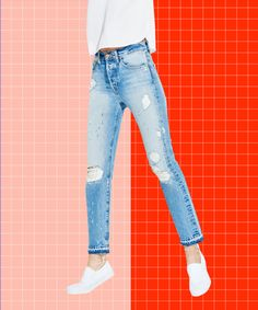 AYR Best Selling Sold Out The Form Jeans