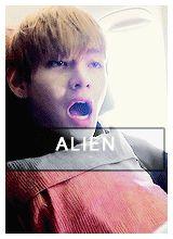My Alien V
