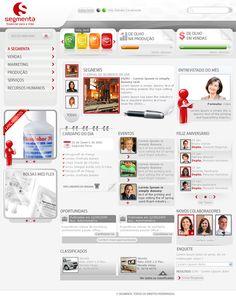 Intranet Segmenta Farmacêutica by Flex Up #intranet #php #intranetphp #portais #flexup #solucoesweb #webdeveloper #portalcorporativo Para mais informações, acesse: http://www.flexup.com.br/portfolio/intranet/eurofarma-segmenta-farmaceutica.html