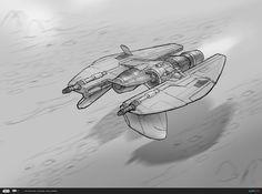 Spaceship Art, Spaceship Design, Spaceship Concept, Concept Ships, Concept Art, Star Wars Ships, D&d Star Wars, Space Fighter, Sci Fi Spaceships