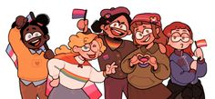 what are your sexuality and gender hc for the sp... - eat cheesy poof and lie