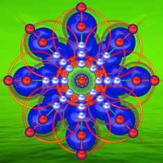 Janosh / Silence I connect myself with the silence in my heart. Geometric Symbols, Geometric Art, Japanese Artwork, Gautama Buddha, Flower Of Life, Tantra, Pattern Art, Art Patterns, Sacred Geometry
