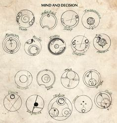 I wish they'd come out with an official Gallifreyan writing so I can cover my body with it. In the meantime...