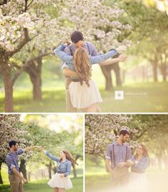 TONS of gorgeous poses, sweet moments and dancing!couple shoot