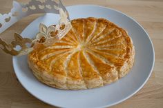 Galette des Rois with Frangipane Cream | Road to Pastry ᘡղbᘠ