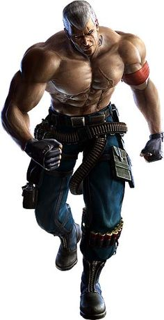 Born in the USA - Bryan Fury, Tekken