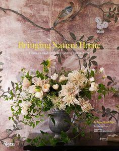 nature inspired floral arrangement