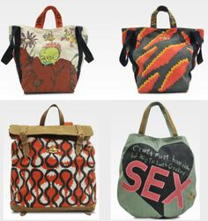 Genti superbe cu printuri by Vivienne Westwood Vivienne Westwood, Must Haves, Fashion, Moda, Fashion Styles, Fashion Illustrations
