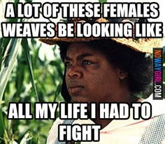 Natural Hair Memes of 2013 - Natural Hair Care and Natural Hairstyles For Black Women | Strawberricurls