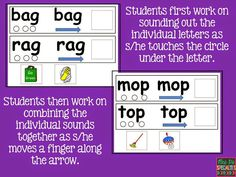 Move beyond individual sounds to fluently blending sounds into words. This set compliments the Reading Mastery program.