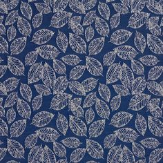 My Fabric Connection - Charlotte Fabric 2618 Wedgewood/Leaf, $23.98…