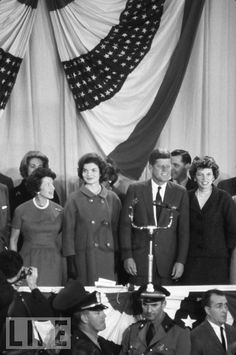 President-Elect Kennedy