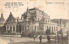 Vatra Dornei-Casa de cura , 1915