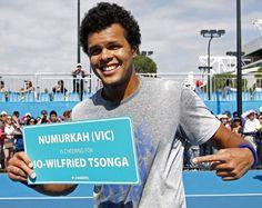 #Tsonga for Australian Open 2015