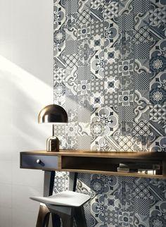White-paste wall tiles FANTASY by Ragno