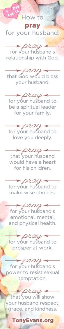 How to Pray for Your Husband. Valentines is February 14th!