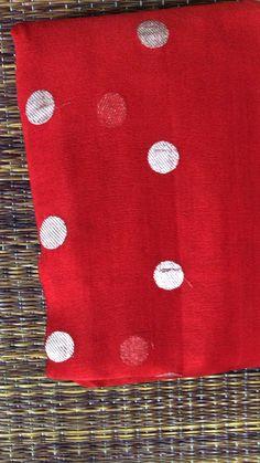 Saree Kuchu Designs, Silk Saree Blouse Designs, Saree Blouse Patterns, Bridal Silk Saree, Chiffon Saree, Saree Wedding, Khadi Saree, Silk Saree Kanchipuram, Georgette Sarees