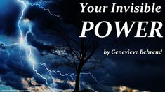 YOUR INVISIBLE POWER by Genevieve Behrend - FULL Audio Book | Greatest A...