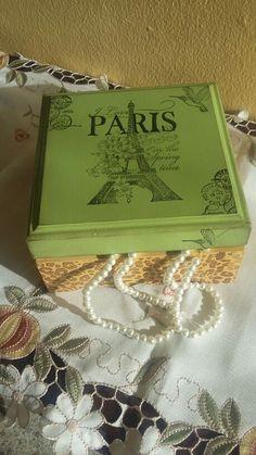 Cofre Paris