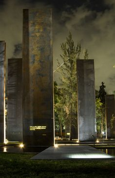 Memorial to the Victims of Violence in Mexico, Chapultepec Mexico City