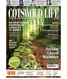 Cotswolds businesses are doing their bit to make tourism sustainable. See how Culls Cottage contributes in May 2015 issue of Cotswold Life Magazine