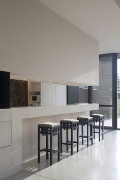 Het Atelier - Interieur (Hooglede, West-Vlaanderen) | project: Bieke & Steven
