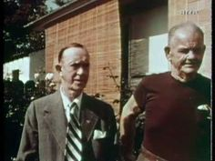 Last footage from Laurel & Hardy ever! In 1956! - YouTube