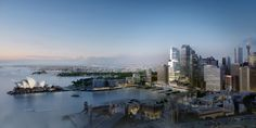 3XN Wins Approval for 200-Meter Tower in Sydney,Courtesy of 3XN