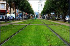 Saint Etienne, Saints, Sidewalk, Fine Dining, Side Walkway, Walkway, Walkways, Pavement