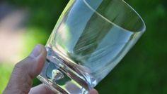 Bicchieri opachi, come ridargli brillantezza