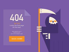 Having impressive 404 error page is as important on your website. Today we leave you with 30 inspiring flat 404 error page for your inspiration. Design Web, Web Design Projects, Flat Design, Page Design, Graphic Design, Blog Layout, Web Layout, Layout Design, Website Design Inspiration