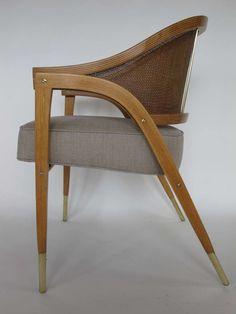 Dunbar A-Frame Chairs