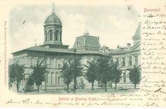BU-F-01073-5-01134 Spitalul (construit în anul 1704) şi biserica Colţei din Bucureşti, -1901 (niv.Document)