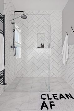 Metro Tile Bathroom Ideas: Gorgeous Bathrooms With Metro Tiles - Bathroom - Duschen - Badezimmer