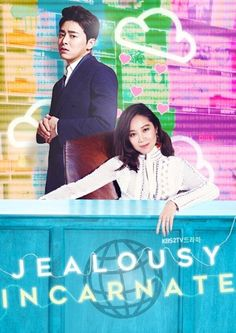 JEALOUSY INCARNATE ♥  Pyo Na Ri a weather forecaster struggles to realize her dream of becoming a News Anchor. Things get more complicated when her former crush of 3 years and her new love interest come into her life. Personal review: 8/10 ★★★★  #JealousyIncarnate #Kdrama