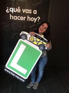 ALBA VILLAESCUSA!!! #hoyvoy #autoescuela #granollers
