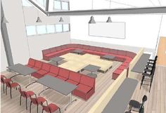 School interior design & fit out