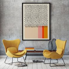 This item is unavailable Mid Century Print Minimalist Print Mid Century Modern Modern Prints, Mid-century Modern, Modern Shop, Art Prints, Modern Minimalist, Art Minimaliste, Tableau Pop Art, Minimal Art, Mid Century Art
