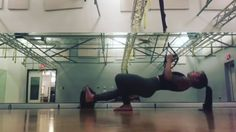 TRX Monday Move | TRX Low Row (Single Leg)