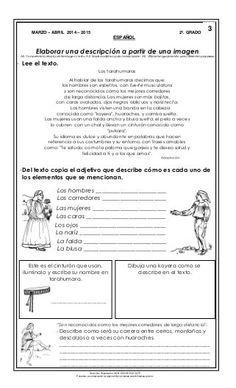 Material de apoyo_mzo_abril_14-15_segundo Sheet Music, Second Grade Books, Music Sheets