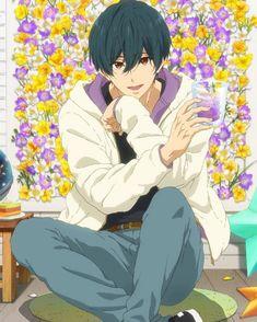 シリーズ ☆ Link up Smile! Manga Anime, Anime Art, Swimming Anime, Splash Free, Free Eternal Summer, Free Iwatobi Swim Club, Hot Anime Boy, Anime Boys, Free Anime